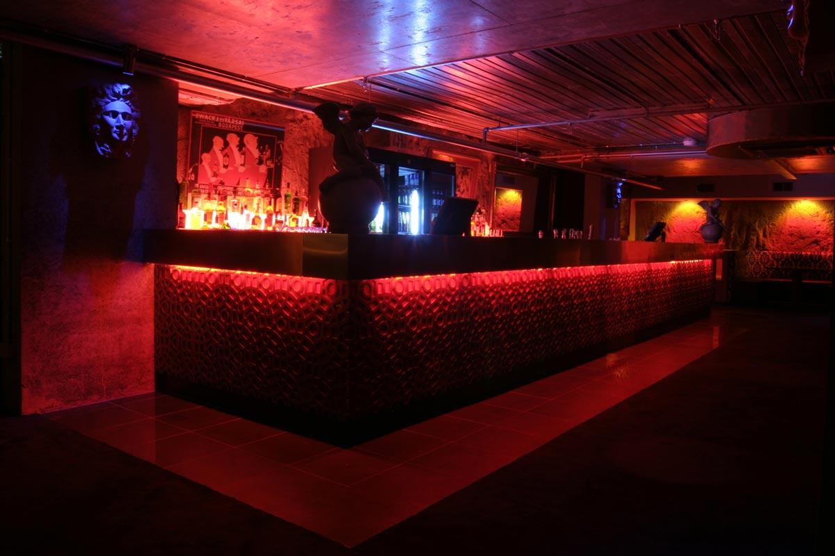 Bruce Wayne Nightclub