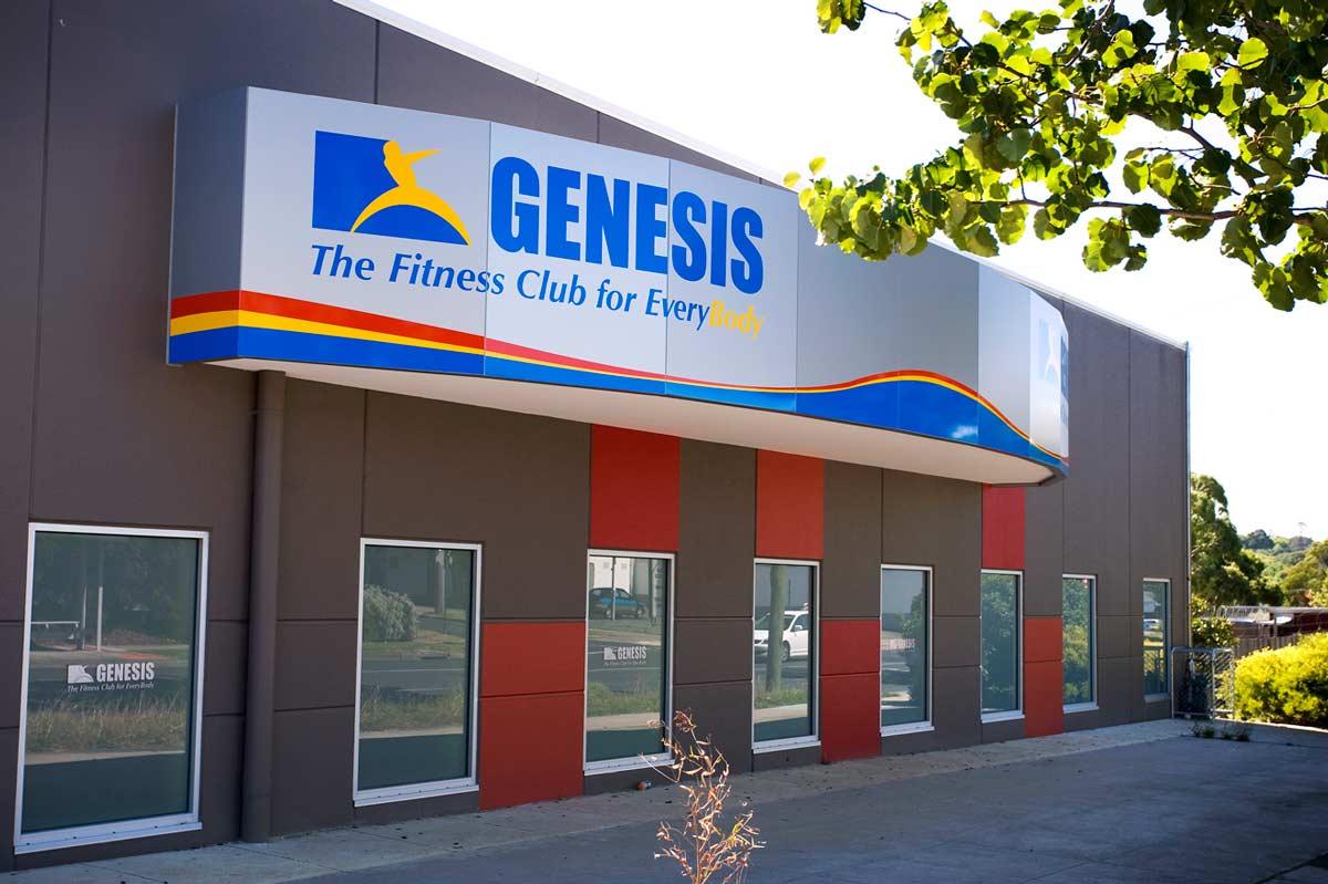 Genesis Fitness Club, Box Hill