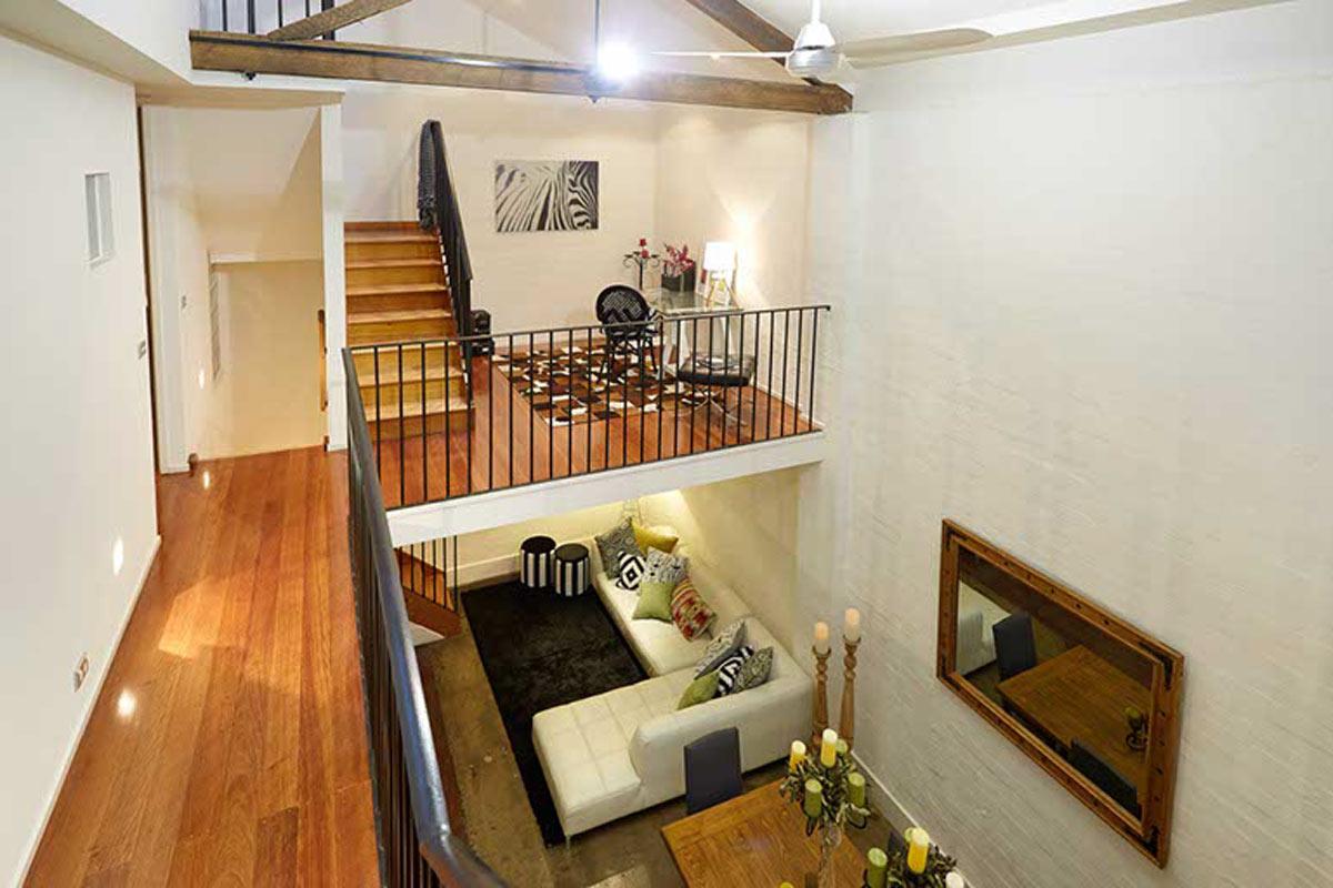 Living, Moray Street, South Melbourne
