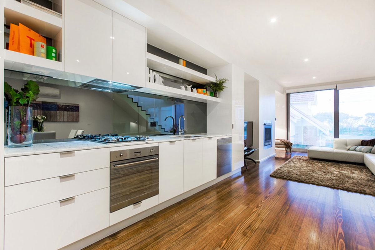 Kitchen, Point Ormond, Elwood