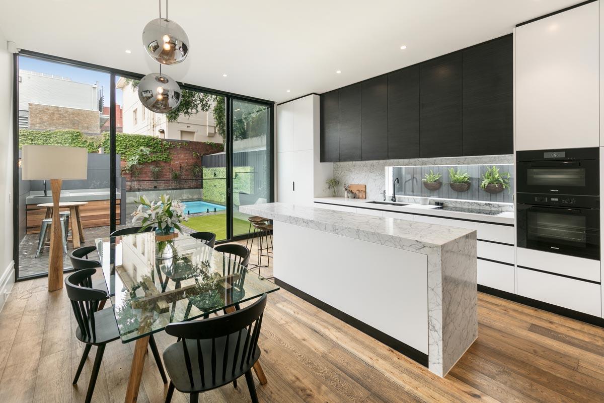 Kitchen Acland Street St Kilda
